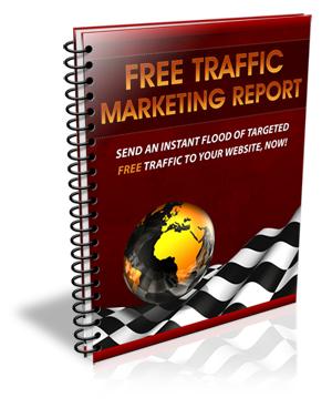 Free Traffic Marketing Report